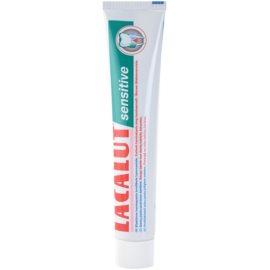 Lacalut Sensitive pasta para dentes sensíveis  75 ml