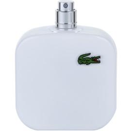 Lacoste Eau de Lacoste L.12.12 Blanc toaletní voda tester pro muže 100 ml