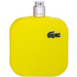 Lacoste Eau de Lacoste L.12.12 Jaune toaletní voda tester pro muže 100 ml