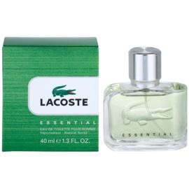 Lacoste Essential toaletna voda za moške 40 ml