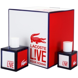 Lacoste Live Male coffret II. Eau de Toilette 100 ml + Eau de Toilette 40 ml