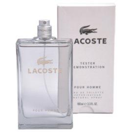 Lacoste Pour Homme toaletní voda tester pro muže 100 ml