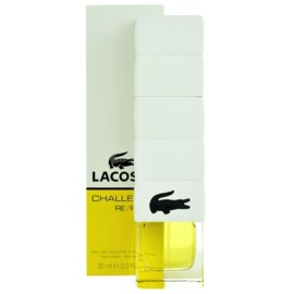 Lacoste Challange Re/Fresh eau de toilette para hombre 90 ml
