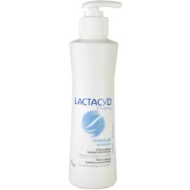 Lactacyd Pharma emulsão hidratante para higiene íntima  250 ml