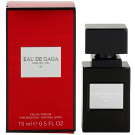 Lady Gaga Eau De Gaga 001 parfémovaná voda unisex 15 ml