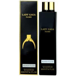 Lady Gaga Fame gel za prhanje za ženske 200 ml