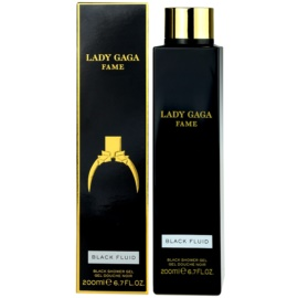 Lady Gaga Fame gel de ducha para mujer 200 ml
