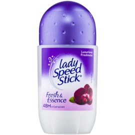 Lady Speed Stick Fresh & Essence roll-on antibacteriano 48 h Black Orchid 50 ml