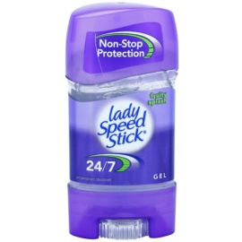 Lady Speed Stick 24/7 Fruity Splash gelový antiperspirant  65 g