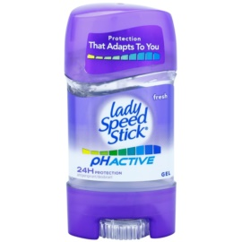 Lady Speed Stick PH Active gélový antiperspirant (24h) 65 g