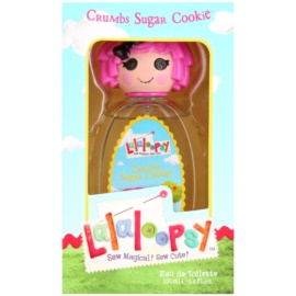 Lalaloopsy Crumbs Sugar Cookie Eau de Toilette für Kinder 100 ml