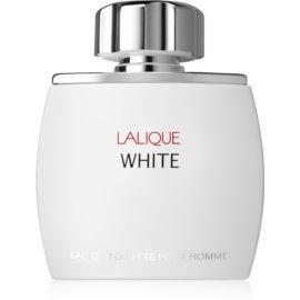 Lalique White toaletní voda pro muže 75 ml