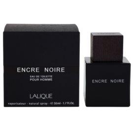 Lalique Encre Noire for Men Eau de Toilette für Herren 50 ml