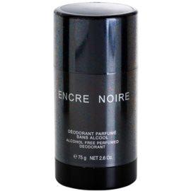 Lalique Encre Noire for Men Deo-Stick für Herren 75 g