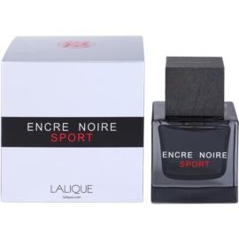 Lalique Encre Noire Sport Eau de Toilette para homens 100 ml