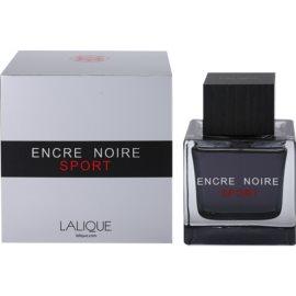 Lalique Encre Noire Sport eau de toilette pour homme 50 ml