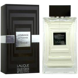 Lalique Hommage a L'Homme toaletní voda pro muže 100 ml