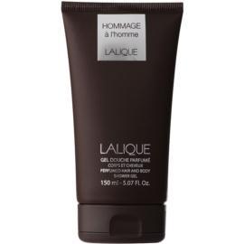 Lalique Hommage a L'Homme tusfürdő férfiaknak 150 ml