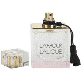 Lalique L´Amour parfémovaná voda tester pro ženy 100 ml