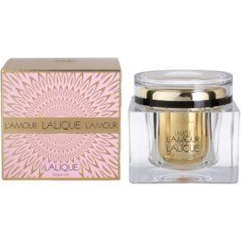Lalique L´Amour creme corporal para mulheres 200 ml