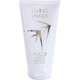 Lalique Living Lalique tělové mléko pro ženy 150 ml