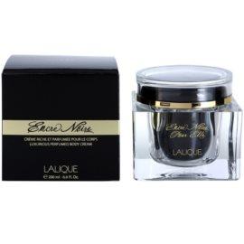 Lalique Encre Noire Pour Elle tělový krém pro ženy 200 ml