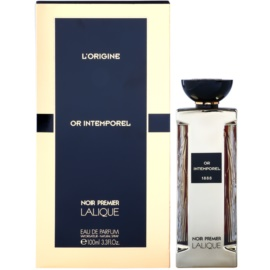 Lalique Or Intemporel eau de parfum unisex 100 ml