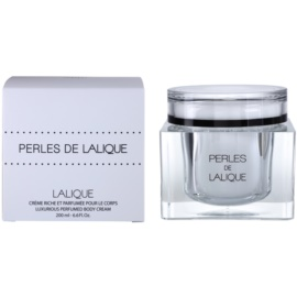 Lalique Perles de Lalique Bodycrème voor Vrouwen  200 ml