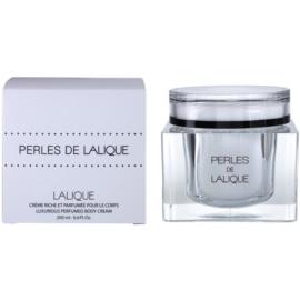 Lalique Perles de Lalique Körpercreme für Damen 200 ml