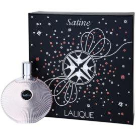 Lalique Satine zestaw upominkowy I. woda perfumowana 100 ml + łańcuszek z wisiorkiem
