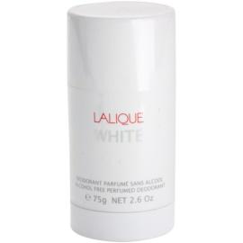 Lalique White desodorante en barra para hombre 75 ml
