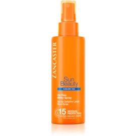 Lancaster Sun Beauty Fettfreie Sonnenschutzmilch im Spray LSF 15  150 ml