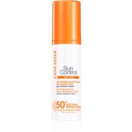 Lancaster Sun Control Sonnencreme für den Augenbereich SPF 50+  15 ml