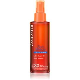 Lancaster Sun Beauty olio abbronzante secco in spray SPF30  150 ml