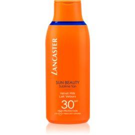 Lancaster Sun Beauty Zonnebrandmelk  SPF30  175 ml