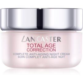 Lancaster Total Age Correction noční krém proti stárnutí pleti  50 ml