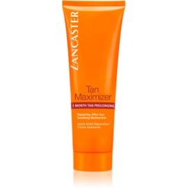 Lancaster Tan Maximizer crema lenitiva idratante per prolungare l'abbronzatura  250 ml