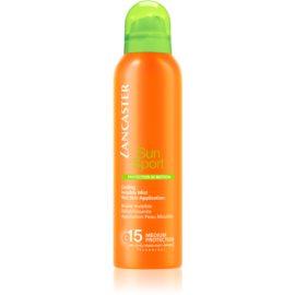 Lancaster Sun Sport spray abbronzante rinfrescante corpo SPF15  200 ml