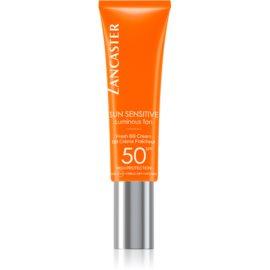 Lancaster Sun Sensitive BB Creme mit sehr hohem UV-Schutz für empfindliche Haut  50 ml