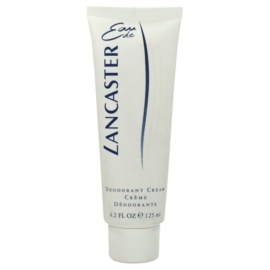 Lancaster Eau de Lancaster deodorant v krému pro ženy 125 ml