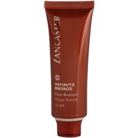 Lancaster Infinite Bronze Bronzer-Gel für das Gesicht LSF 15 Farbton 002 Sunny 50 ml