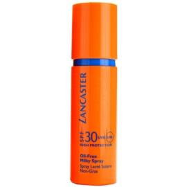 Lancaster Oil Free Spray lapte bronzant cu pulverizator SPF 30  150 ml