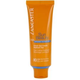 Lancaster Sun Beauty Moisturising Sunscreen Gel Cream SPF 10  50 ml