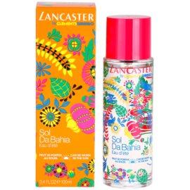 Lancaster Sol Da Bahia Eau de Toilette für Damen 100 ml