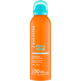 Lancaster Sun For Kids mgiełka wodoodporna do opalania SPF 50  200 ml