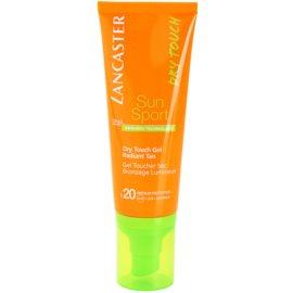 Lancaster Sun Sport gel na opalování SPF 20  75 ml