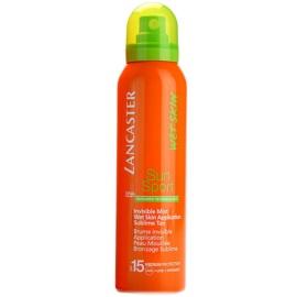 Lancaster Sun Sport Zonnebrand Mist voor Gebruik bij Natte Huid SPF 15  125 ml