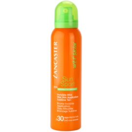 Lancaster Sun Sport opalovací sprej s možností aplikace na vlhkou pokožku SPF 30  125 ml