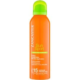 Lancaster Sun Sport spray de corp răcoritor cu protecție solară SPF 15  200 ml