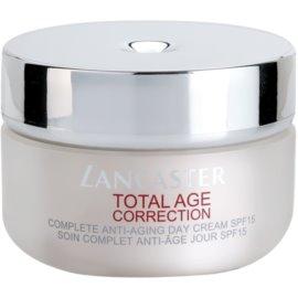Lancaster Total Age Correction denní krém proti stárnutí pleti SPF 15  50 ml